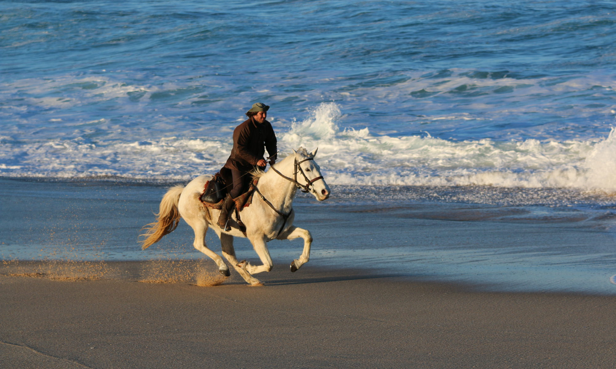 Horse Riding Holidays in Portugal
